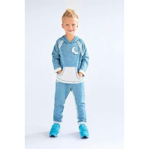 Boys blue jumpsuit