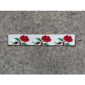 """Bracelet """"Tender roses"""""""