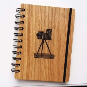 "Camera notebook ""Retro camera"""