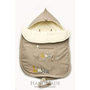 Car seat cover for babies