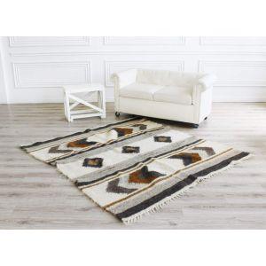 """Carpet rug """"Lozenge in lozenge"""""""