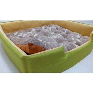 "Cat bed ""Lime"""