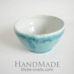 "Ceramic bowl ""Sugar heavens"""
