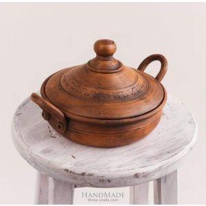 """Ceramic cook pot """"Moon light"""""""