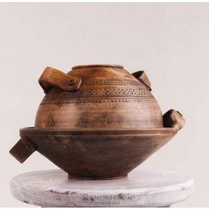 "Ceramic cook pots ""Morning star"""