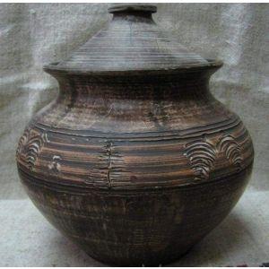 "Ceramic cooking pots ""Fairy spruce"""
