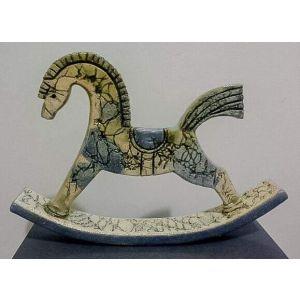 Ceramic Hobby Horse
