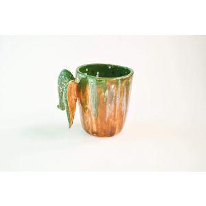 "Ceramic mug""Spring"""