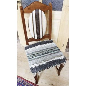 "Chair seat cover ""Stripes"""