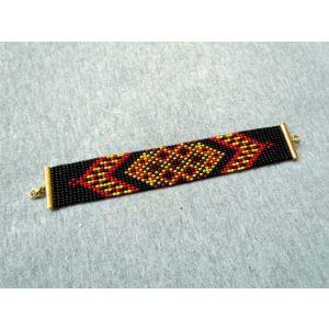 "Charm bracelet charms ""Ethnic"""