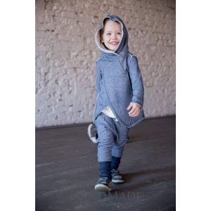 "Childrens pants ""Stylish blue"""