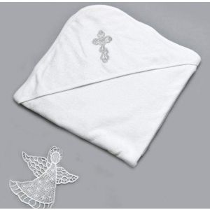 "Christening blanket ""Miracle"""