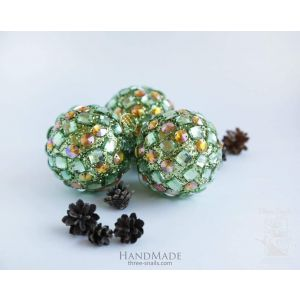 "Christmas decoration ball ""Sparkle"""