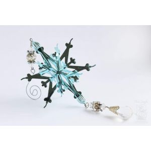 "Christmas toy ""Icy Snowflake"""