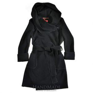 "Collared coat ""Marina"""