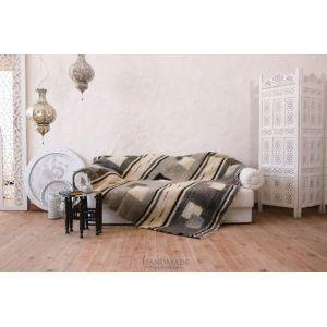 """Contemporary sofa throw cover """"Vintage"""""""