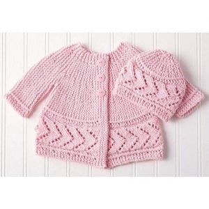 """Crochet baby outfits """"Rose"""""""
