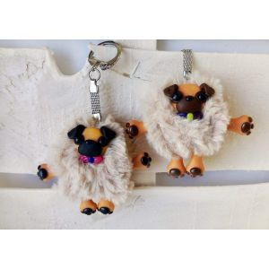 "Custom keychains ""Dog"""