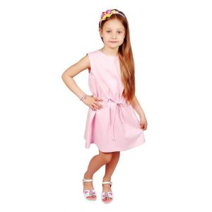 "Cute dresses for kids ""Pink fancy"""