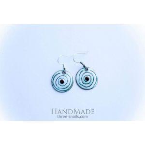 """Cute earrings """"Whirlwind"""""""