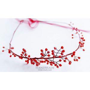 """Cute headbands """"Ash berries"""""""