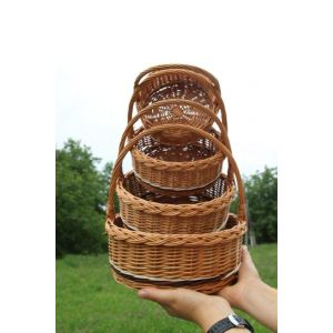 "Decorative baskets ""Housewife"""