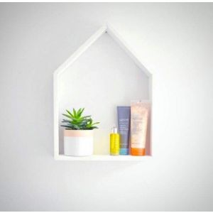 Decorative house shelving