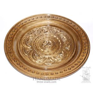 "Decorative plate ""Fairy world"""