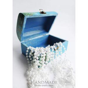 """Decorative wooden box """"Tuscany"""""""