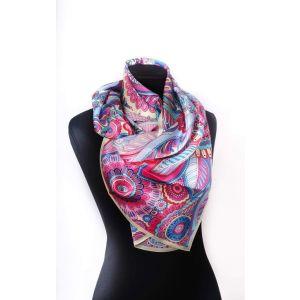 """Designer scarves """"Flower laces"""""""