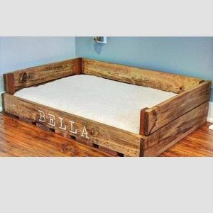 "Dog Bed ""Bella"""