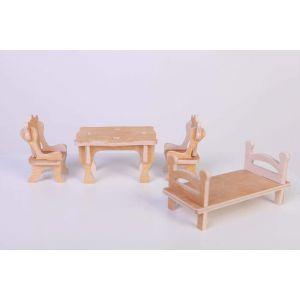 "Dolls house furniture ""Modern"""