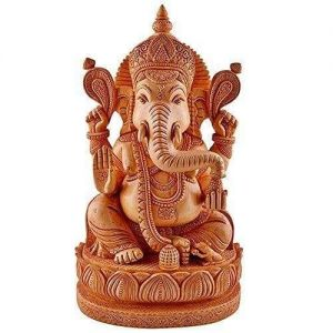 Elephant Hindu Deity God figurine