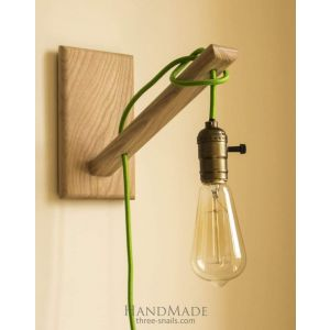 Flexible hanging lamp