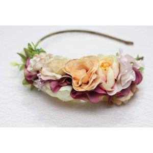 """Flower girl headpiece """"Summer tenderness"""""""