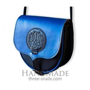Genuine Leather Bag «Patriot»