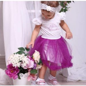 Girl tutu set Glamorous Princess