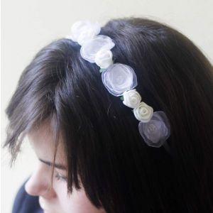 "Hair accessories for wedding. Headband ""Hope"""