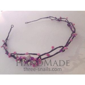 "Hair band ""Sakura"""