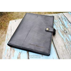 "Handmade leather accessory. Personal Organizer ""Busy"""