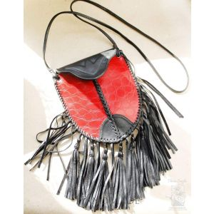 "Handmade leather bags ""Apache"""