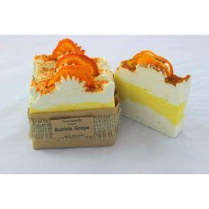 """Handmade organic soap ""Citrus tropics"""""
