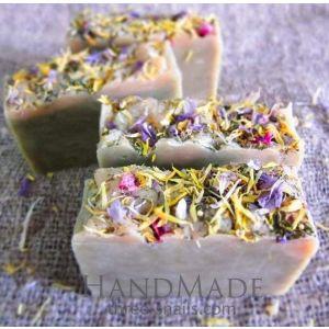"Handmade soap ""Provencal herbs"""