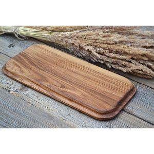 Hang wooden board