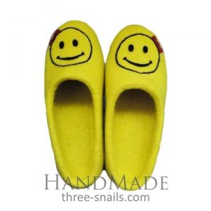 Happy feet slippers