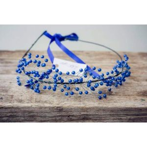 "Headband ""Forest bilberries"""