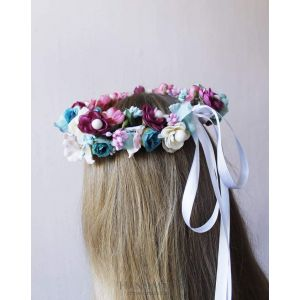 "Headbands for women ""Delicate combination"""