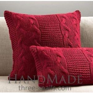 Home decorative pillow case