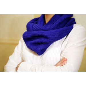 «Indigo Colour» Scarf