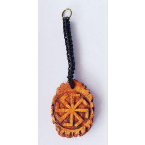 Keychain-talisman «Ladynets»